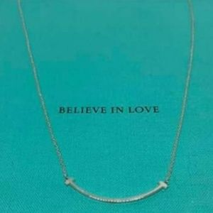 Tiffany Smile Necklace
